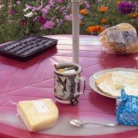 Походный завтрак :: Aнна Зарубина