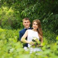 Ирина и Дима :: Владимир Агафонов