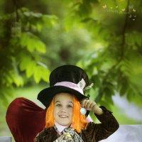 Алиса в Стране чудес :: Марина Потапова