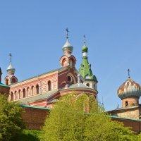 Староладожский Никольский мужской монастырь. :: bajguz igor