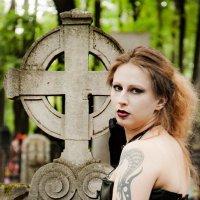 кельтский крест :: Анжелика Дедикова