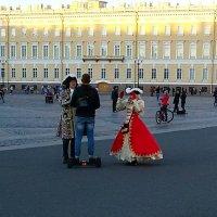 На Дворцовой :: Galina Belugina