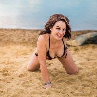 пляж :: Ольга Кошевая