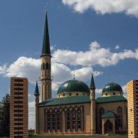 Мечеть. Аксеново. Мордовия :: MILAV V