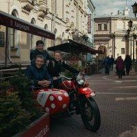 На улицах Питера :: Наталия Тугаринова