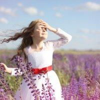 Пока цветут поля, дети ростут :: Natalia Petrenko