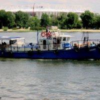 С праздником, моряки и речники! :: Нина Бутко