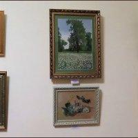 Выставка работ вышивальщиц в Алуште :: Ирина Лушагина