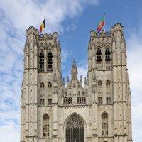 Брюссельский кафедральный собор :: Владимир Леликов