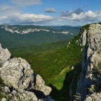 На вершине Ялпах-Кая :: Игорь Кузьмин