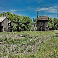 Старые мельницы :: Alexandеr P