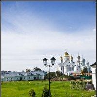 Серафимо-Дивеевский женский монастырь... :: Юрий Яньков