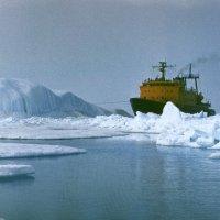 Охота за айсбергами. (история) :: kolin marsh
