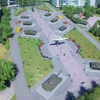 Парк военной техники Новокузнецк :: Юрий Лобачев