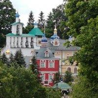 Свято-Успенский Псково-Печерский монастырь :: BoxerMak Mak