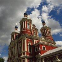 Храм Священномученика Климента в Москве :: Андрей Лукьянов