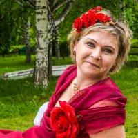 В саду :: Валерий Симонов