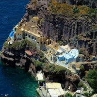 Санторини :: Андрей Медведев