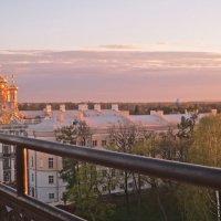 Екатерининский Дворец на закате :: Елена