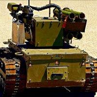 Робот :: Кай-8 (Ярослав) Забелин