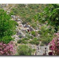 К ликийским гробницам. :: Чария Зоя