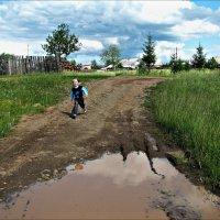 Детство где нет машин :: Leonid Rutov