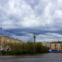 Площадь Юбилейная :: Николай Емелин