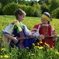 Музыка- это состояние души :: Катерина Клаура