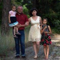 Семья :: Валерий Лазарев