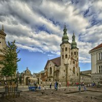 Костел святого Андрея :: Александр Бойко
