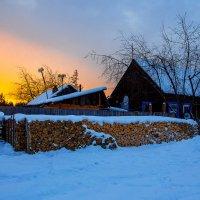 Немного вспомнилась зима... :: Алексей Белик