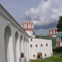 Новодевичий монастырь :: Анна Воробьева
