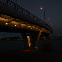 Яхтенный мост :: Наталья Левина