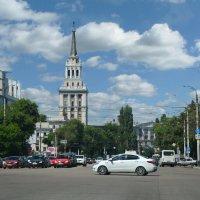 Прогулки по городу... Воронеж - город в котором живу... :: Михаил Болдырев