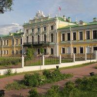 Путевой дворец в Твери :: Андрей Козов