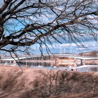 Прозрачная весна :: Евгений Никифоров