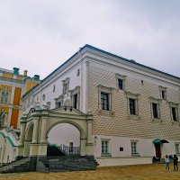 Грановитая палата Кремля :: Tata Wolf