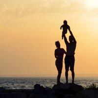 Счастливое семейство :: Ольга Голубева