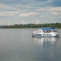 на реке на Оке :: Елена Медведева