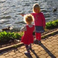 Вам всё еще не нравятся блондинки? :: Андрей Лукьянов