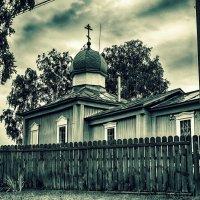 Сельская церквушка. :: Анатолий. Chesnavik.