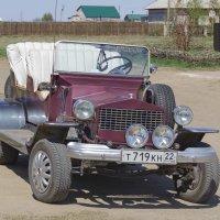 Деревенское такси :: Алексей Павленко