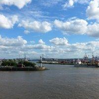 Dockland. Hamburg :: Nina Yudicheva