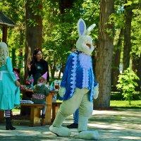 Детский праздник в японском саду :: Светлана