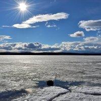 Весенний лёд! :: Илья Магасумов