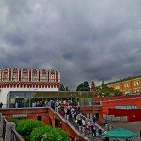 Кутафья башня Кремля :: Tata Wolf