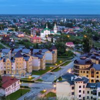 Старый Тобольск :: Андрей Леднев