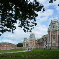 Царицыно. Большой дворец. :: Oleg4618 Шутченко