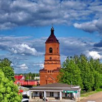 Церковь Александра Невского :: Сергей