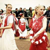 В индийском ритме... :: Андрей Головкин